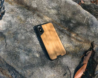 For Mous Limitless 2.0 iphone case anti fall solid wood carbon fiber military grade anti shock iphone case for iPhoneX/XS/XR/Max