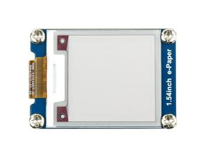 Image 4 - 1,54 zoll e Papier Modul (B) E Ink Display Modul 200x200 Rot Schwarz Weiß Drei farbe SPI Keine Hintergrundbeleuchtung Ultra niedrigen verbrauch