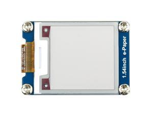Image 4 - Module e paper 1.54 pouces (B) Module daffichage e ink 200x200 rouge noir blanc trois couleurs SPI pas de rétroéclairage Ultra faible consommation