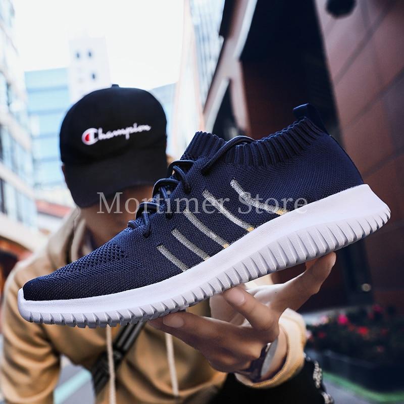 2019 hommes chaussures décontractées respirant Tenis Sapato Masculino Adulto Zapatos De Hombre Sapatos baskets d'extérieur grande taille 48 Zapatillas