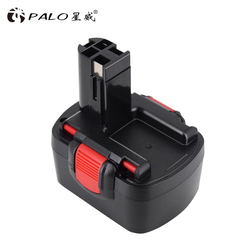 For Bosch Power Tools Battery PALO 14.4V 3000mAh Ni MH BAT140 Rechargeable Battery for BOSCH BAT038 3454 3454 01 3454SB|battery for|battery for boschni-mh 3000mah - title=
