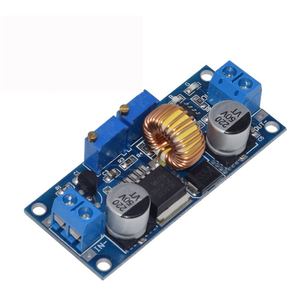 New 5A DC To DC CC CV Lithium Battery Step Down Charging Board Led Power Converter Lithium Charger Step Down Module XL4015