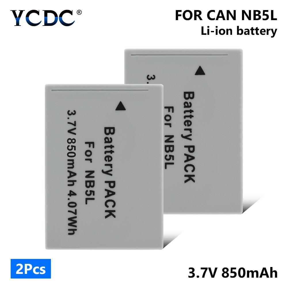 Canon IXUS 950 is 950is 960 is 960is nb-5l nb5l BATTERIA F