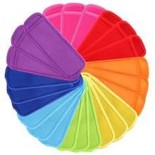 10 шт Цветные Разноцветные ремешки для мороженого