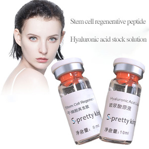 Image 1 - Hyaluronic Acid liquid and Stem Cell Regenerated Peptide for skin Rejuvenation Anti aging and face body filling
