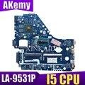 Материнская плата для acer Aspire E1-572 E1-572G Материнская плата ноутбука V5WE2 LA-9531P NBMFN11006 NB. MFN11.006 i5-4200u SR170