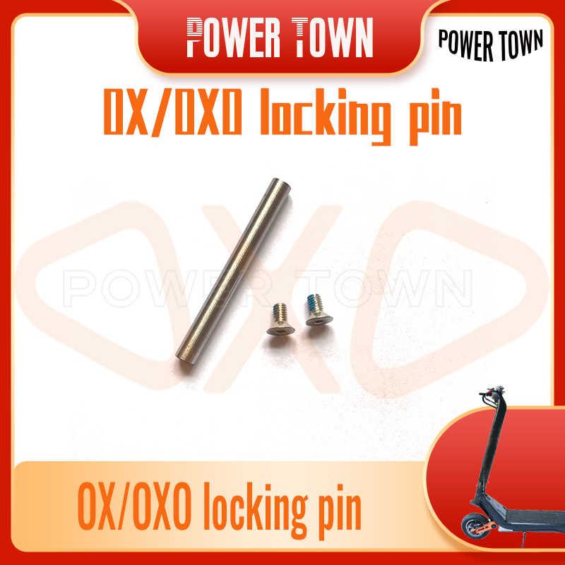 Набор фиксирующих пряжек для электрических скутеров ox oxo