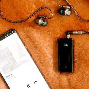 Image 5 - Fiio BTR5 ES9218P USB DAC Bluetooth 5.0 amplificatore per cuffie amplificatore ricevitore 3.5/2.5mm uscita AAC SBC aptX LDAC amplificatore Audio per auto