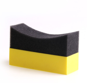 Multifunctional brush for car wheels, tire hub cleaning sponge, interior cleaning tools, polishing brush, automotive accessories