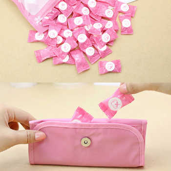 30/50/100Pcs Disposable Compressed Travel Towel Portable Cotton Expandable Washcloth Magic Skin Care Tool Face Healthy Dropship