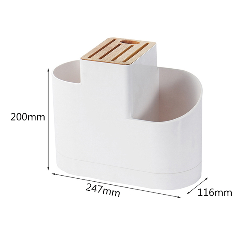 Chopstick Holder Racks Knife Rest Drain Storage Organizer Spoon Shelf Stand Cabinet Kitchen Home Housekeeper Organization Items Pakistan