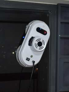 Robot Window-Cleaner Electric-Vacuum-Cleaner Remote-Control Magnetic Washing-Glass High-Tall