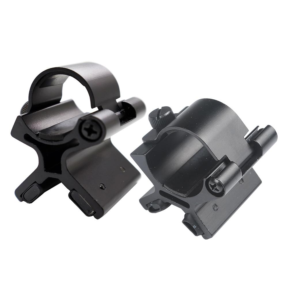 MIZUGIWA Gun Magnetic Scope Mount Magnet Flashlights Mount Strong X Holder Riflescope Laser Torch Lanterna Bracket Hunting Parts