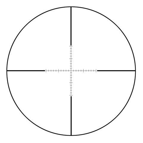 gravado reticulo mira optica riflescope airsoft rifle de ar armas
