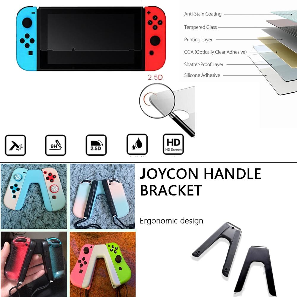Játék kiegészítők szett a Nintendo Switch - Játékok és tartozékok - Fénykép 6