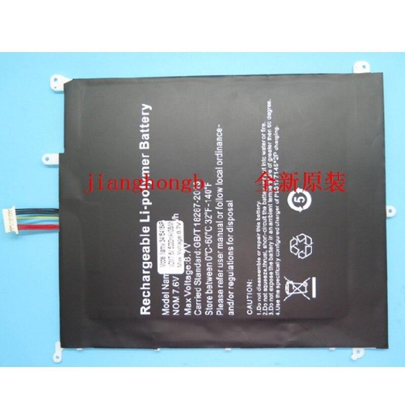 Batería Para CHUWI Aerobook CWI547 CWI510 Tablet PC HW-34154184 34154184 P, Li-polímero, paquete recargable de 7,6 V 5000mAh KUULAA batería externa 20000 mAh USB tipo C PD carga rápida + carga rápida 3,0 batería externa 20000 mAh para Xiaomi iPhone