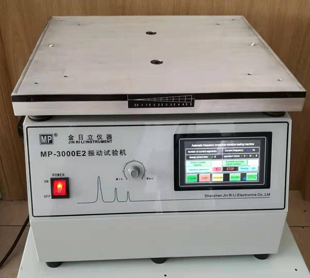 MP3000E2 0-400Hz (réglage arbitraire) charge d'essai de Machine d'essai de Vibration verticale professionnelle 30kg