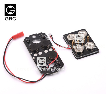 GRC Professional Magnet Power Supply Body Post Universal Magnet Car Shell Column For 1:10 Rc Cars Upgrade Parts Accessories