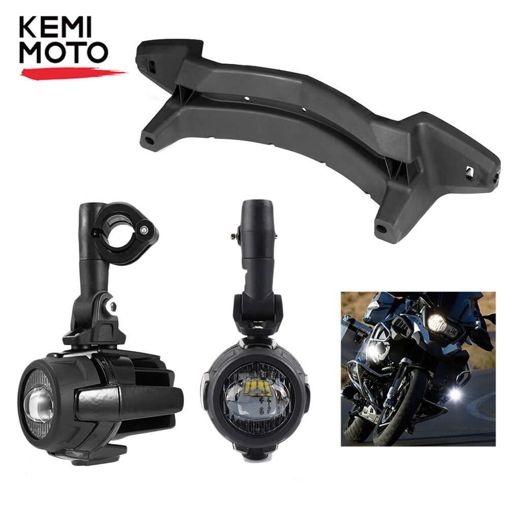 For BMW R 1200 GS Adv LC R1250GS Front Brackets For Motorcycle Led Driving Lights For BMW R1200GS Adventure LC 2013-2018 Parts