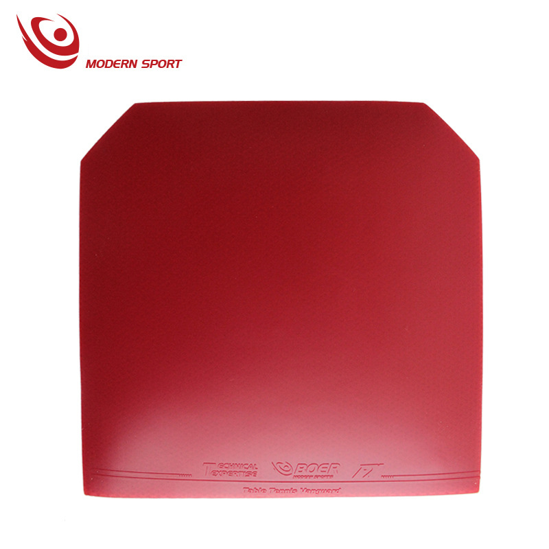 Table Tennis Bat Racket Rubber Pad Fx Series Red Black Ping Pong Racket Pro Rubber Ping Pong Accessory 16 Speed