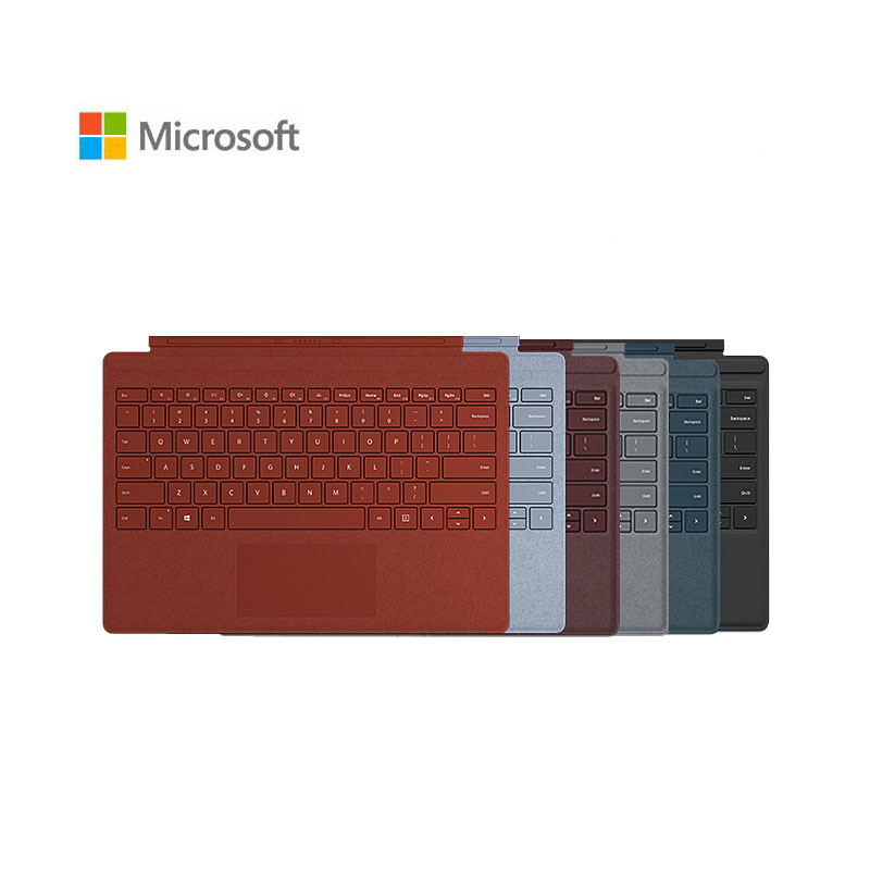 Microsoft Surface Pro 7/6/5/4 Special Edition Professional Laptop Keyboard Flat Cover