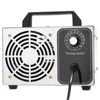 28g Generator ozonu Ozonator maszyna oczyszczacz powietrza regulator czasowy sprzęt dezynfekujący dodatek do formaldehydu tanie i dobre opinie CN (pochodzenie)