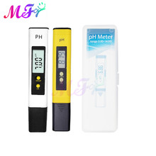 Digital 0.00-14.00 PH Meter Tester Digital LCD Water Purity Aquarium Filter PH Monitor for Drink Food Lab
