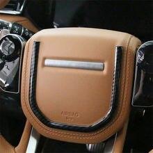 WELKINRY автомобильный чехол для Range Rover Evoque L551 ABS хромированный руль u-образной формы отделка