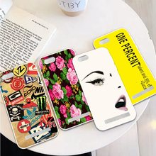 Flower 2 Silicon Soft TPU Case Cover For Lenovo Vibe C K3 K4 K5 K6 K8 P2 Note Plus(China)