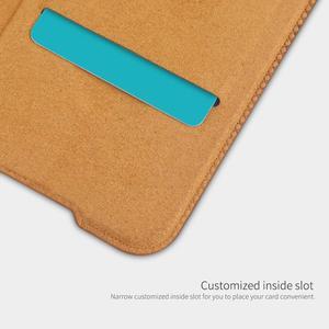 Image 5 - خمر الفاخرة جلد الوجه جراب هاتف ل Xiaomi Mi 9 Lite