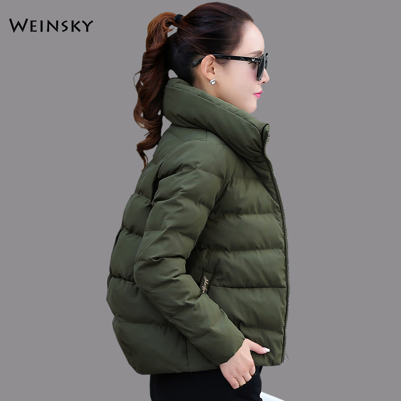 2019 New Winter Women Jacket Female Long Sleeve Warm high quality   Parka   Coats And Tops