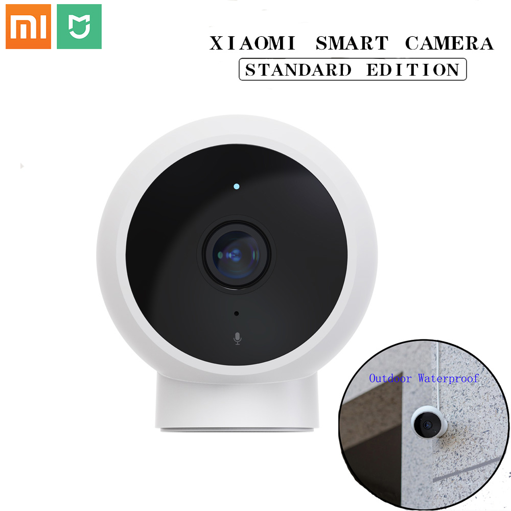 2020 Xiaomi Mijia Smart IP Camera Standard Edition 1080P HD Night Vision AI Detection 170° Outdoor Camera Baby Security Monitor
