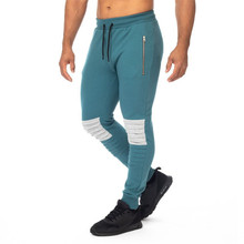 2019 street clothing brand mens trousers casual pants fashion sweatpants Jogger cotton GYMS fitness exercise