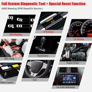 Image 3 - Ancel FX4000 professionnel OBD 2 Scanner automobile ABS EPB Service dhuile réinitialiser les systèmes complets OBD2 voiture outil de Diagnostic Scanner automatique