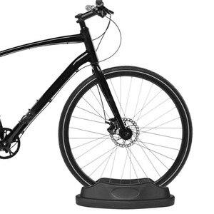 Black Bike Holder Indoor Train