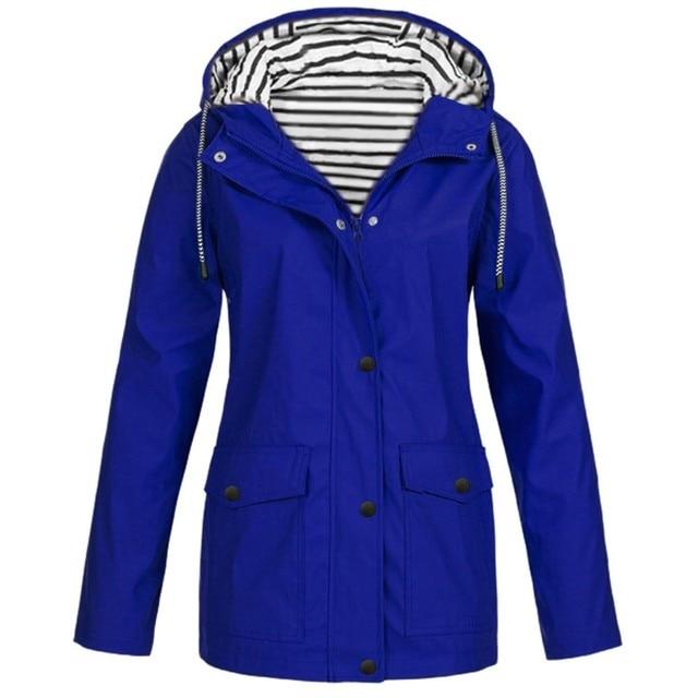 HDGTSA Womens Plus Size Coat Winter Warm Composite Plush Button Lapels Jacket Outwearcoat