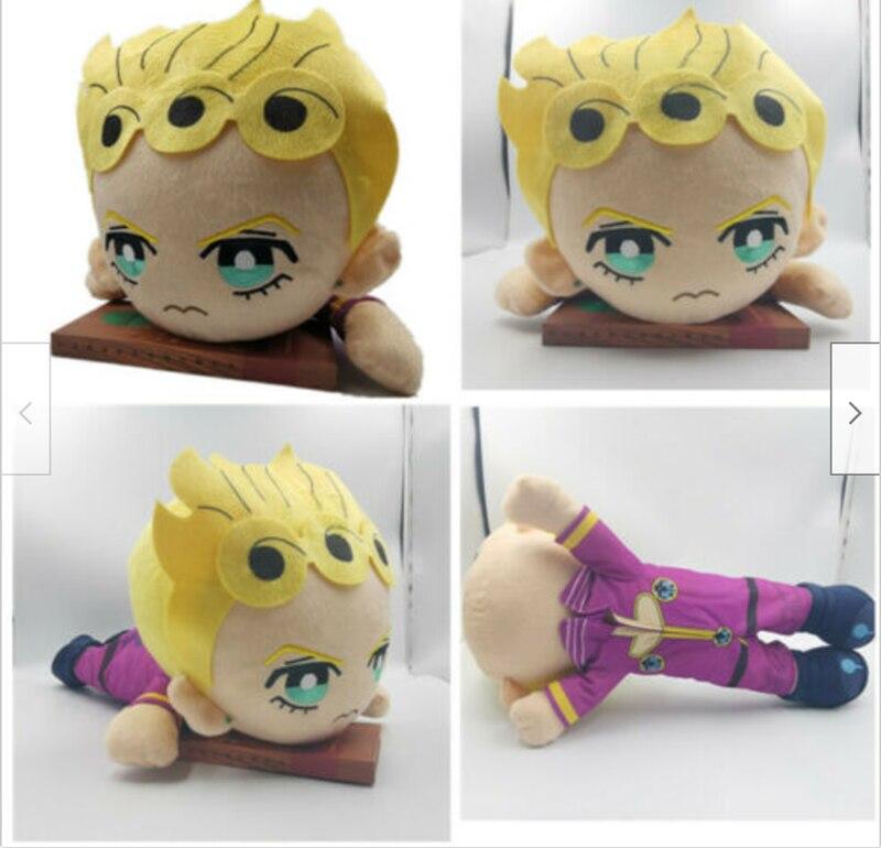 JOJO/'s Bizarre Adventure The Golden Wind Buccellati Plush tomonui stuffed doll