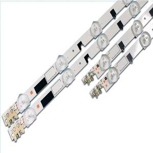 Image 4 - 832mm LED Backlight Lamp strip 13leds For SamSung 40 D2GE 400SCA R3 TV UA40F5500 2013SVS40F UE40F6400 D2GE 400SCB R3 LCD