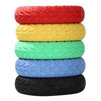 Elektrische Roller Durable Reifen für Xiaomi Mijia M365/ Pro MI Solide Reifen Stoßdämpfer Nicht-Pneumatische Reifen Dämpfung durable Gummi