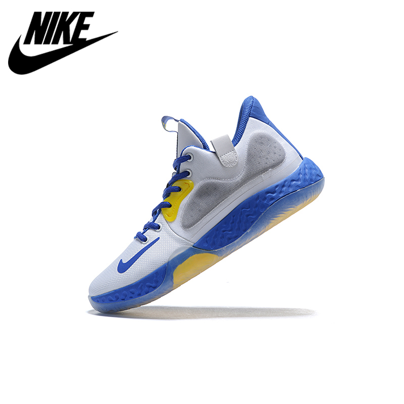 Nike <font><b>KD</b></font> TREY 5 VII EP men Basketball <font><b>Shoes</b></font> Kevin Durant Training Breathable comfortable light Sneakers image