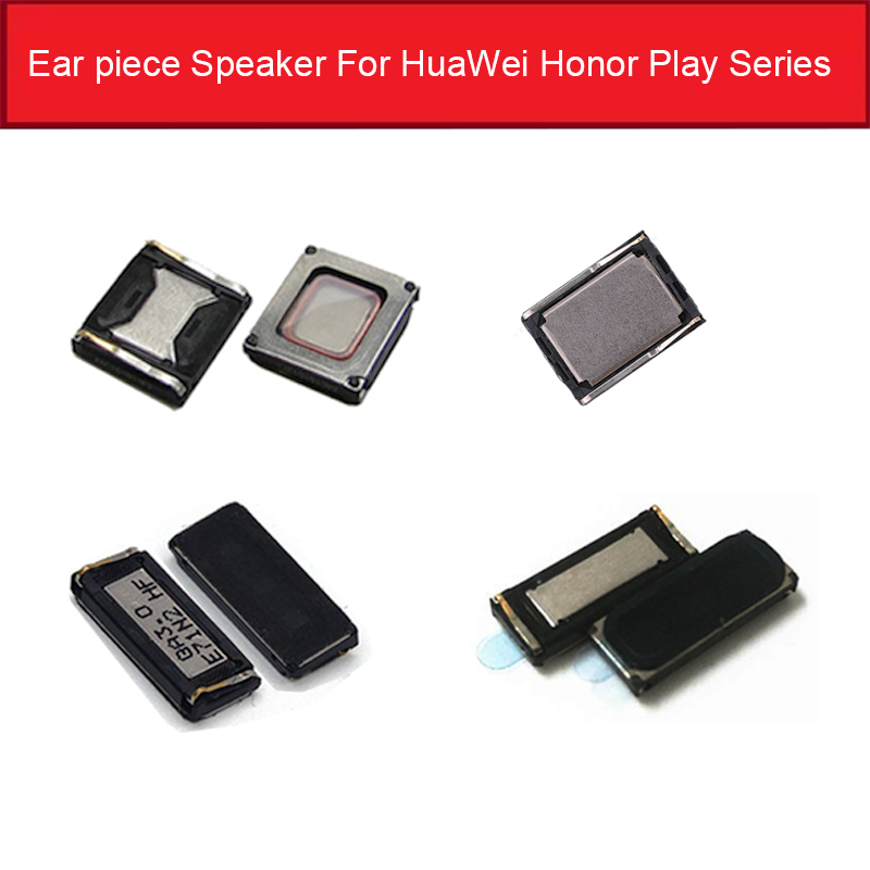 Earpiece Speaker For Huawei Honor 5C 6C Pro 6A 6X 7A 7C 7S 7X Play Ear Speaker Sound Earphone Ear Piece Flex Cable Repair Parts