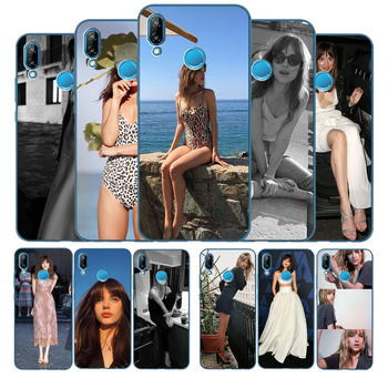 Dakota Johnson Soft Silicone Phone Case For Huawei P9 P10 P20 P30 P40 LITE P20 P30 P40 PRO P smart Y6 Y7 Y9 Prime nova 3i image