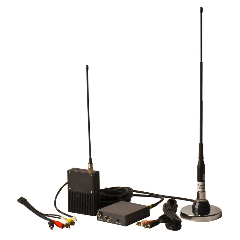 COFDM HDMI Transmission Transmitter Receiver full Set Wireless Digital Audio Video TX RX for UAV Drone 1080P Video SDI