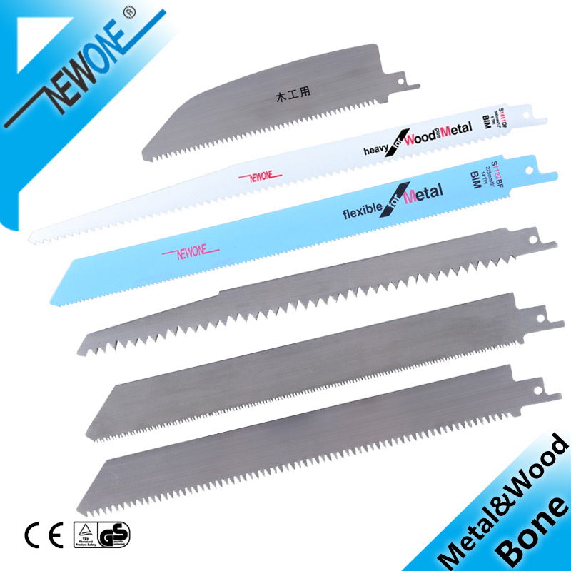 Newone Stainless Steel Saw Blades Multi Cutting For Wood On Reciprocating Saw Power Tools Accessories