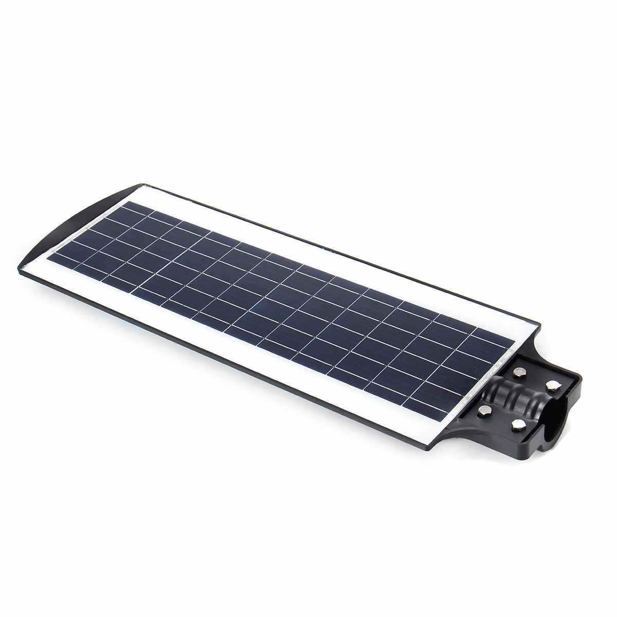 800W 320LED Solar Street Light PIR Motion Sensor Outdoor Wall Lamp Floodlight US