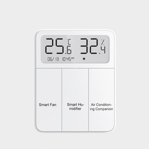 Image 5 - 2021 Original Xiaomi Mijia Smart Screen Display 3 Key Switch with Temperature and Humidity Sensor Work with Mi Home APP