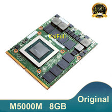 Video-Graphics-Card MXM M6800 M5000M Precision Laptop GDDR5 for M7710/M7710/M6800/Laptop