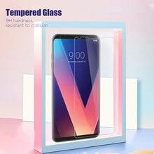 9H Защитное стекло для LG V30 Plus V30S V35 ThinQ V30S V35 Plus ThinQ HD Защита экрана для LG V10 V20 V30 Stylus 2 3 Plus