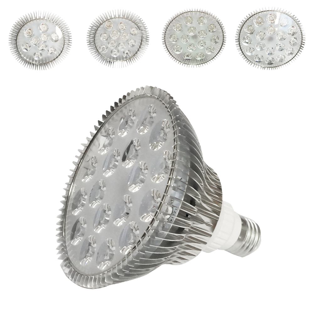 LED Grow Light E27 Lamp Bulb For Plant Hydroponic Full Spectrum Cacti Fruit