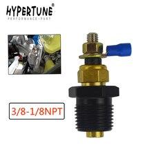 For K-Swap Coolant Temp Sender Sensor Adapter K20 K24 For Honda Civic Integra + Fittings